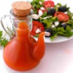 Organic Summer Tomato & Roast Garlic Vinaigrette - 8 oz